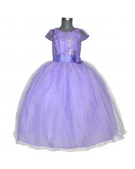 Vestido de niña Modelo Rosy