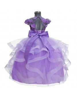 VALENTINA MODEL GIRL DRESS