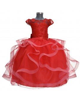 VALENTINA MODEL GIRL DRESS