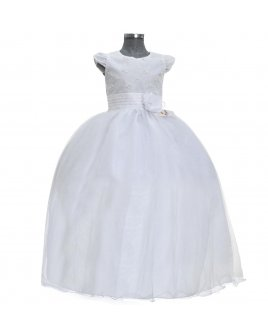First Communion Dress Model Mary