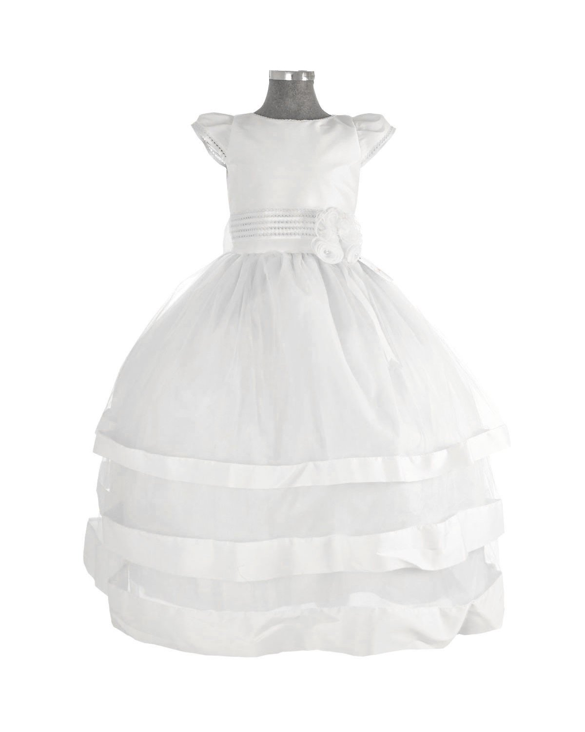 First Communion Dress Model Iris