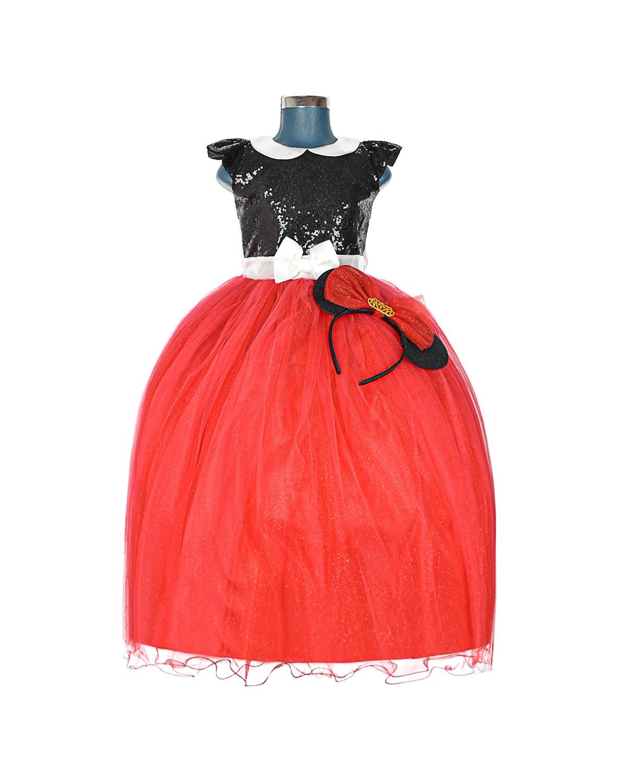 Vestido de Niña Modelo Princesa Mimi