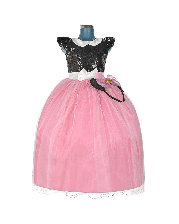 Girl Model Princess Mimi Dress