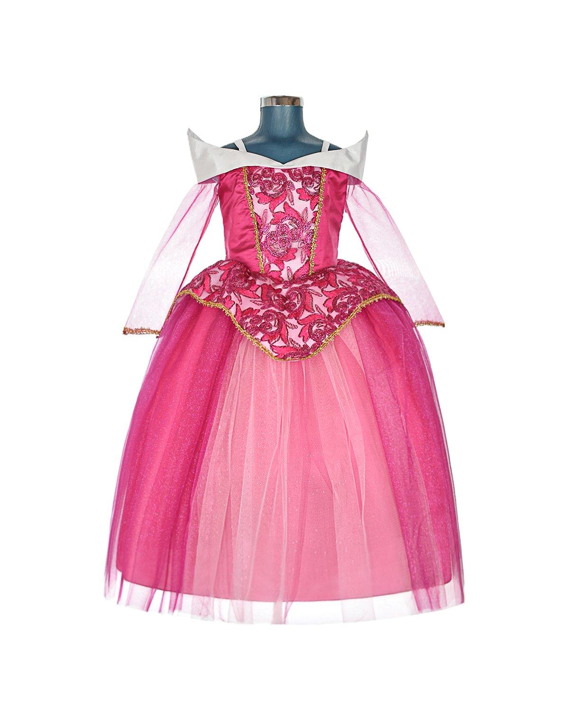 copy of Vestido de Niña Modelo Princesa Azul 2
